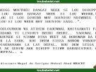 Extrait discours Magal Serigne Abdoul Ahad Mbacké