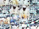 Temps fort de l'inauguration de la Mosquée Massalikoul Jinaane