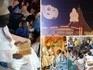 Revivez en image le Gamou 2019  sous l'égide de Serigne Hamzatou Abdoul Ahad MBACKE 15ème édition à la résidence Cheikhoul Khadim de Touba en face de la Grande Mosquée de Touba