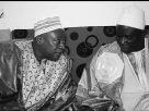 Magal Kaju Rajab édition 2021 Serigne Amsa ibn Serigne Abdou Lahad rend visite à son frère Serigne Cheikh Oumy Mbacké ibn Serigne Fallou